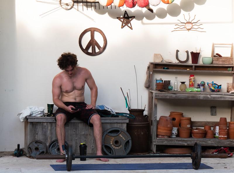 owen backyard workout