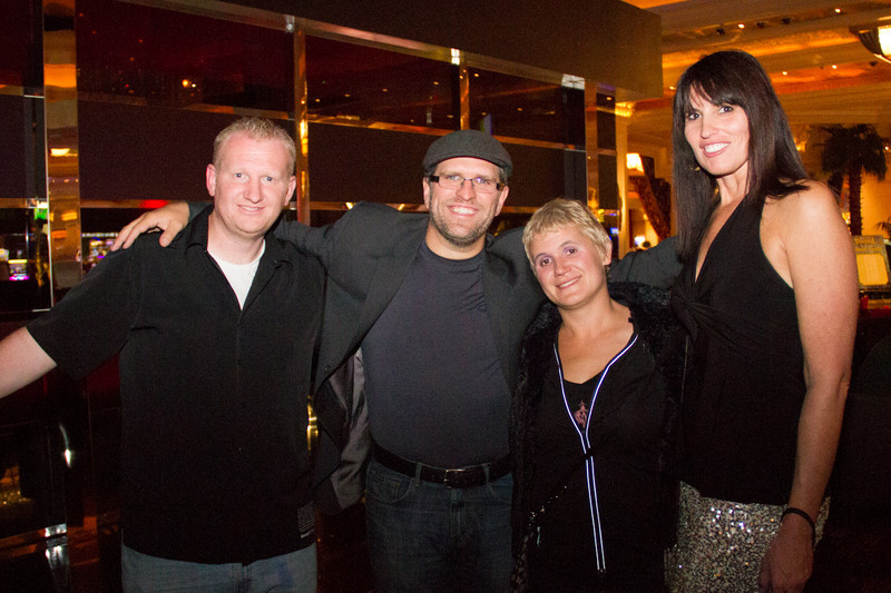 Joel, Michael, Michael's Wife, Colleen