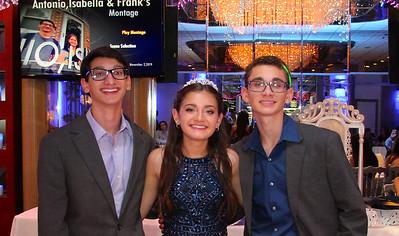 Isabella, Frank & Antonio's 16 th Birthday