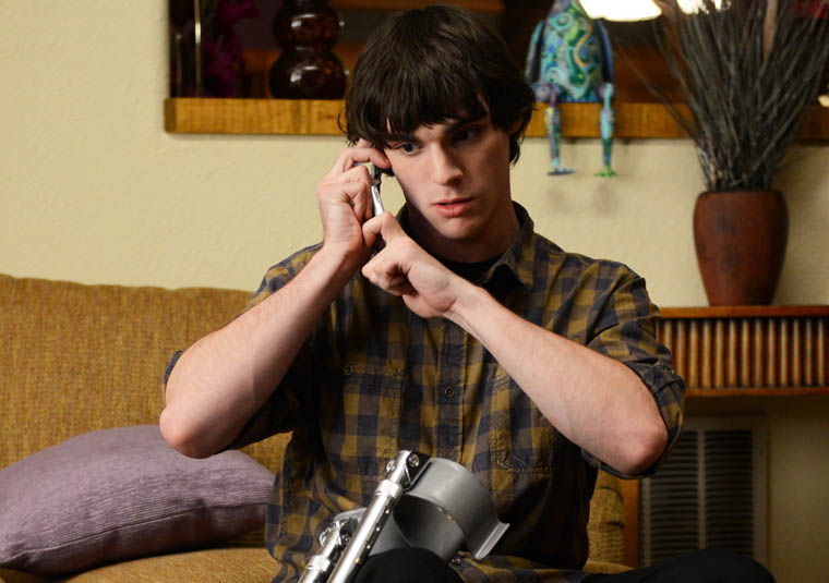 . <p>19. RJ MITTE <p>Final episodes enjoyable even after he gave away the ending on �Talking Bad.�