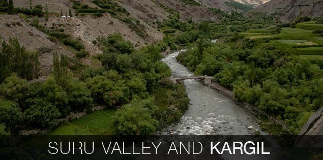 travel backpack kargil suru valley india