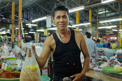 Chiang Mai markets: summer 2013