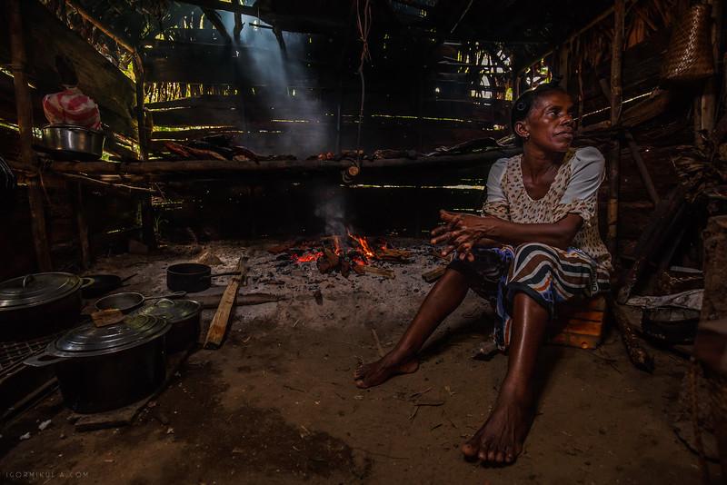 Beautifull woman / Madagascar