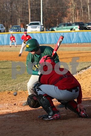 Lenape Valley vs Morris Knolls Baseball Scrimmage