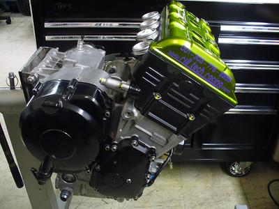 YZF-R1, 2001-2003
