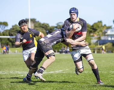 Sep 15 - Rugby - U19 Wgtn v Hawkes Bay