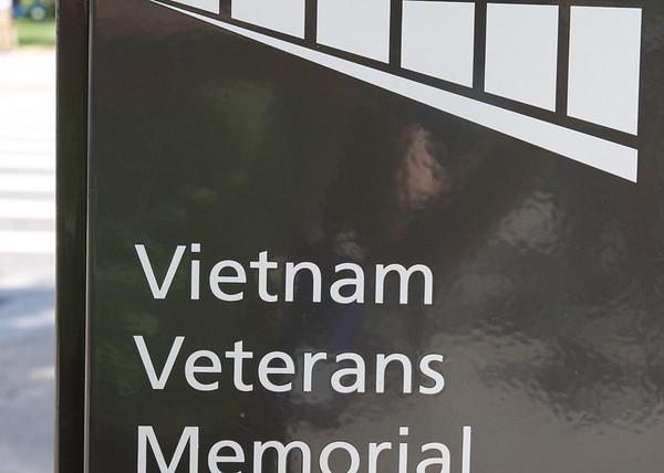 Korean,  Lincoln, Vietnam Memorials September 2019