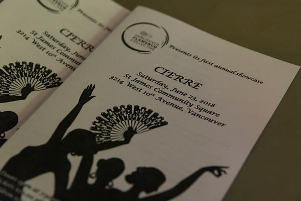 Cierre - Year End Showcase