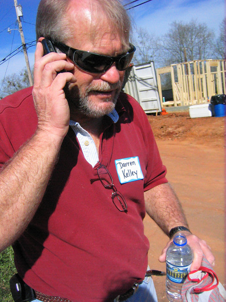 08 03-10 Darren Kelly, CFCP Construction Supervisor. lcf