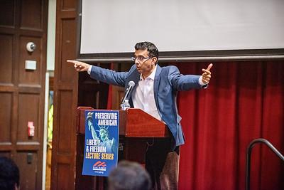 11/12/19 YAF Dinesh D'Souza at University of Pennsylvania
