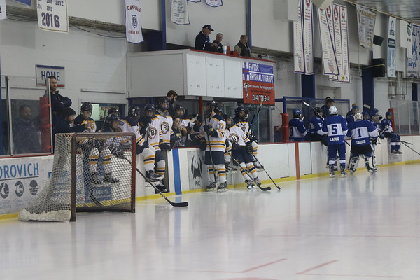 170211 Ice Hockey v Ladue Playoff1