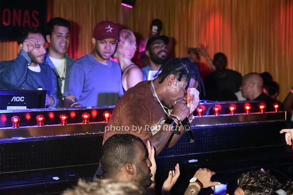 Travis Scott performs  at 1 OAK niteclub in Southampton on 7-19-15. photo by Rob Rich/SocietyAllure.com © 2015 robwayne1@aol.com 516-676-3939