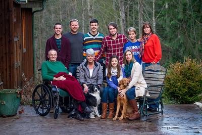Mitteer Family 2013