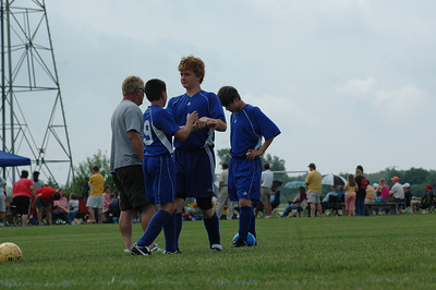 Tippco 94 Club Soccer Boys Team and Team players