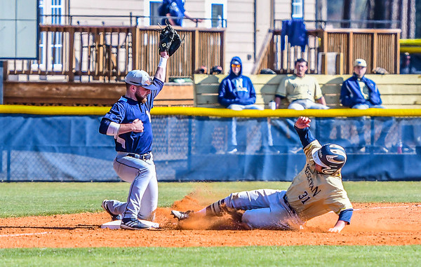 2-2-19 NC Wesleyan Baseball
