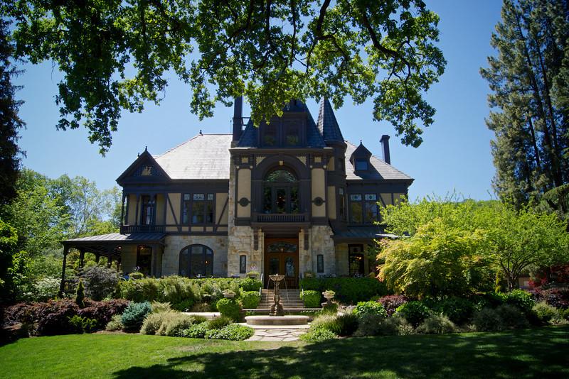 The Rhine house - Beringer Vineyards, Napa Valley ref: f46ef997-f4fa-4bc8-93fe-ae745e5fdd09