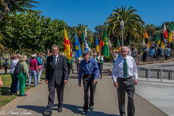 Robert Emmet Commemoration SF 2016