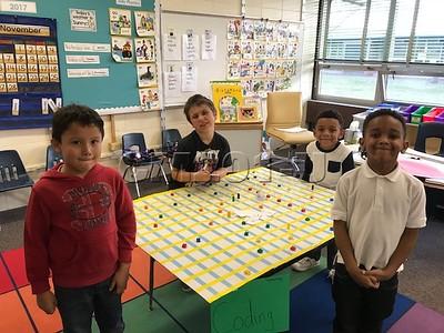 Kindergarten STEM Centers