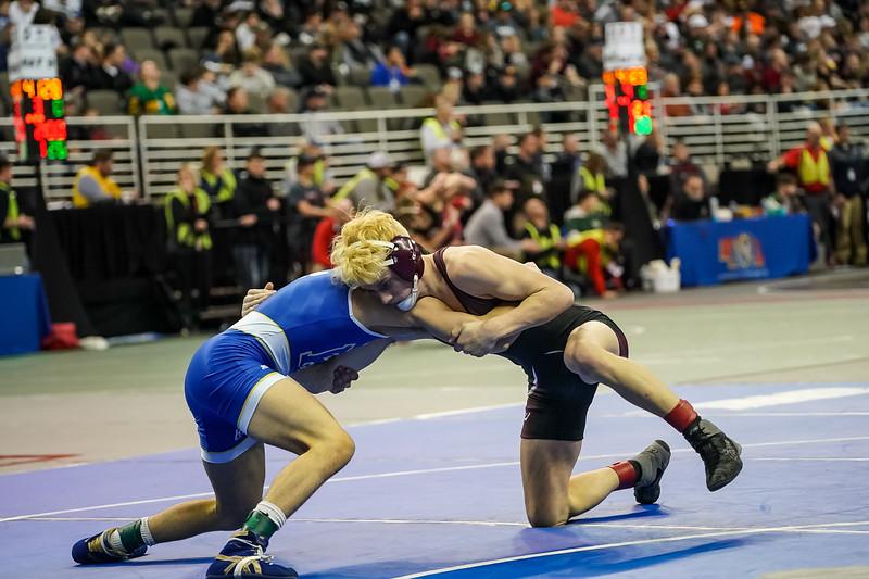 2020-02-20-22 Nebraska State Wrestling (Norfolk)