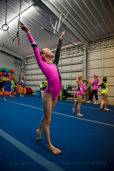 NOLA Gymnastics 2013