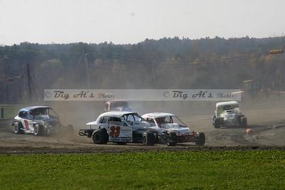 Canaan Dirt Speedway-Octoberfast 2013-10/19/13