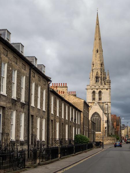 Cambridge, All Saints