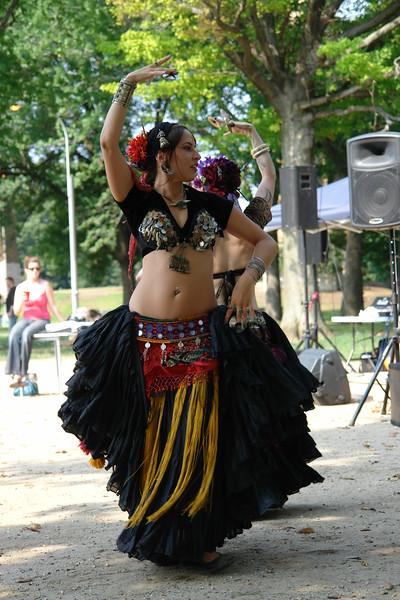 ASTORIA MUSIC AND ARTS FESTIVAL 2009                                                                                                                                                                                               Manhattan Tribal Dance.                                                                                              http://www.mimifontana.com/manhattantribal
