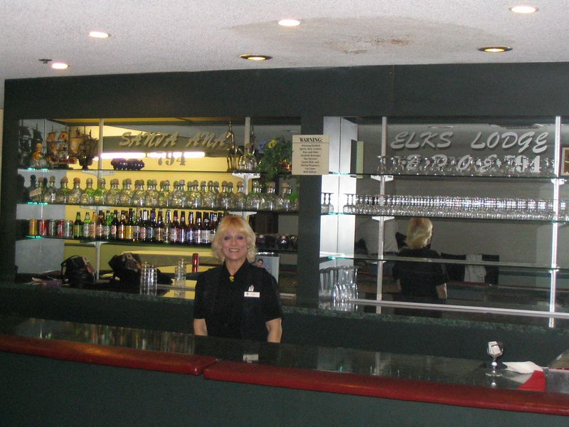 2005 - Bar for Emerald and Opal Rooms