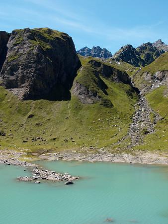 Lago del Vannino