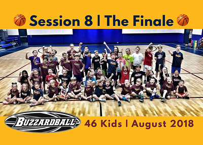 SESSION 8 | The Finale | 46 Campers