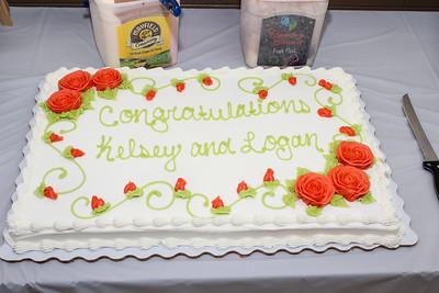 Wallace Hardware Celebrates the Upcoming Nuptials of Kelsey & Logan