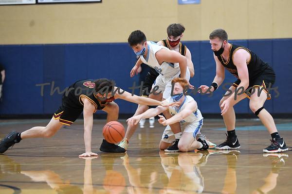 Crescent Valley vs. Corvallis Boys High School Basketball