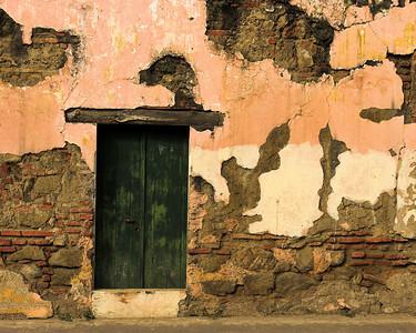 The Doors of Antigua