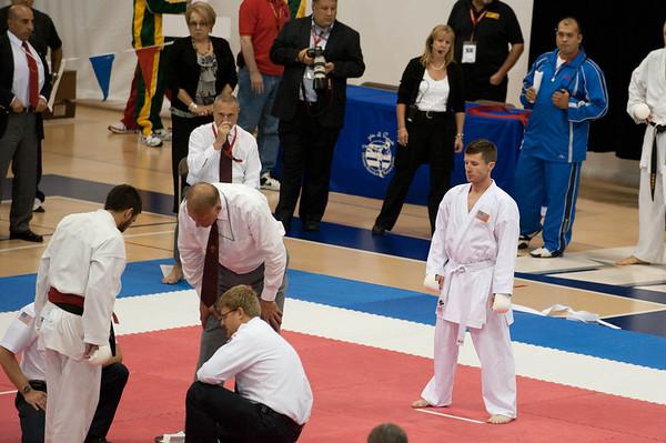 2011 World Shotokan Championship