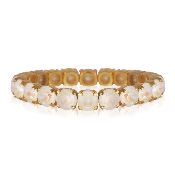 Gia Stretch Bracelet / Light DeLite