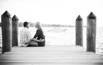Kim & Dan Engagement Images