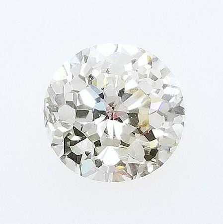 1.39ct Round Crown Jubilee Cut Diamond - GIA O/P VLB, SI2