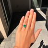 3.08ct Vintage Emerald Solitaire, by Tiffany & Co 13
