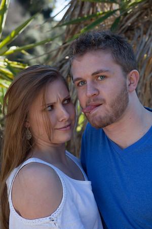Cameron and Sabrina Engagement