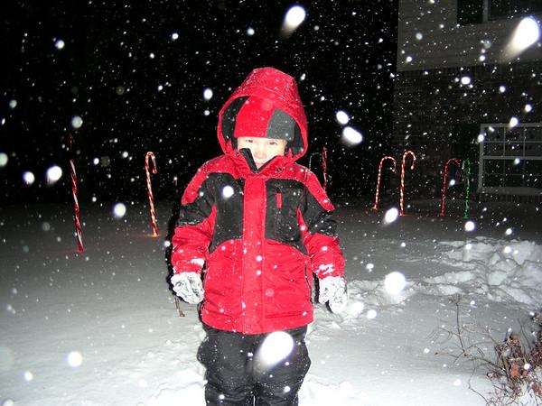 Parker December 2007