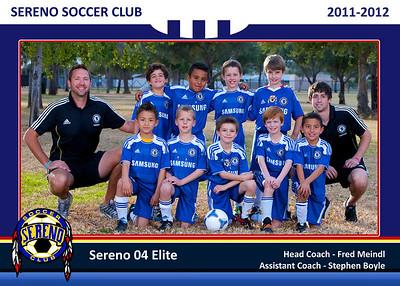 Sereno 04 Elite Team Pictures