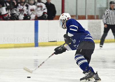 Lampeter-Strasburg Varsity Ice Hockey v. Warwick 12.9.13