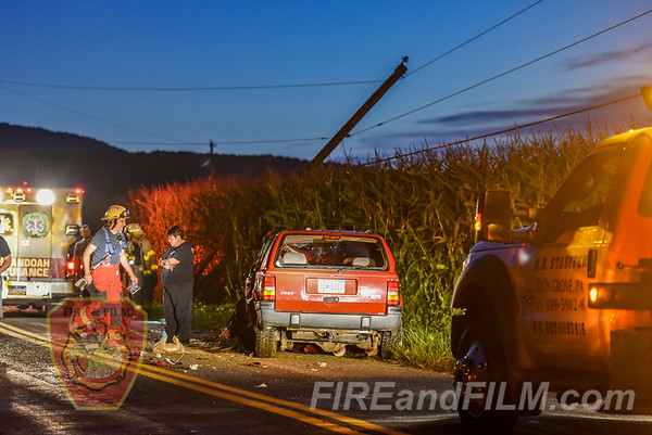 Schuylkill County - North Union Twp. - MVA - 09/20/2017