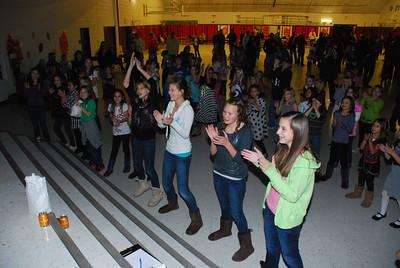 CES 2011 Harvest Dance