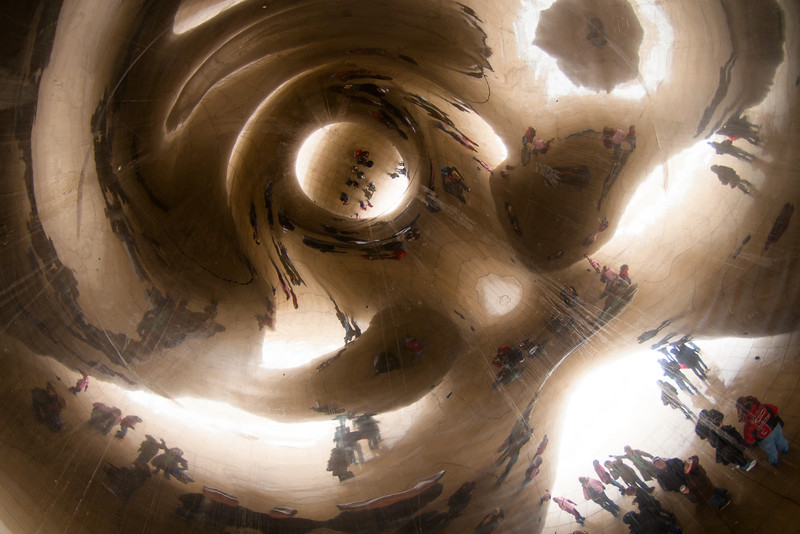 Within Cloud Gate 1