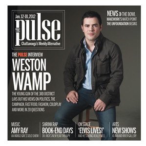Weston Wamp 2012