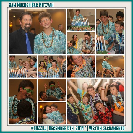 DECEMBER 6TH, 2014 | Sam Muench Bar Mitzvah