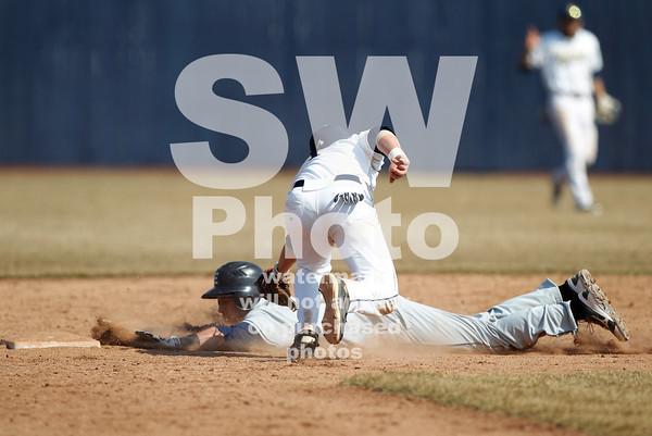 3.29.2013 - Augie Baseball vs. Elmhurst