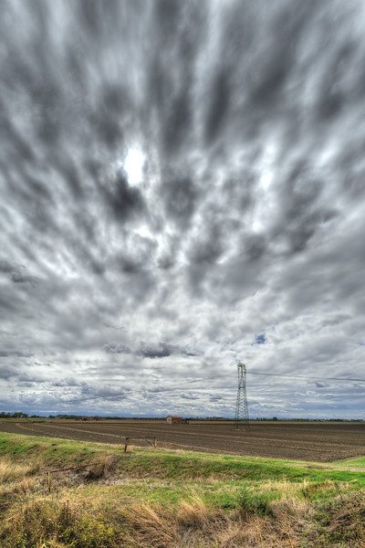 Clouds - Crevalcore, Bologna, Italy - September 13, 2012