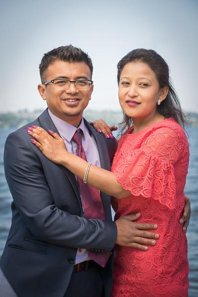 Palina and Abhishek
